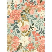 Stamperia Rice Paper A4 Flower Tapesty (DFSA4502)
