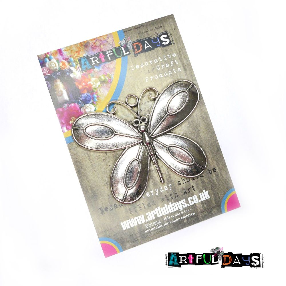 Treasured Artefacts - Large Bubble Butterfly (TA230)