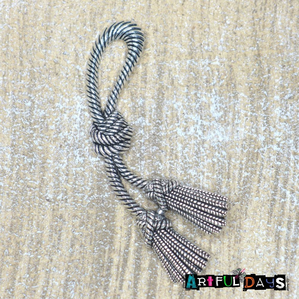 Bronze Locket Charm (C109)