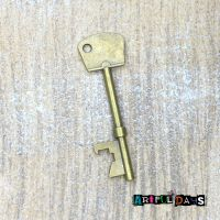 Large Bronze Vintage Key (C060)