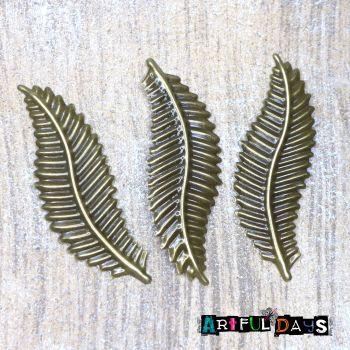 Large Bronze Leaves (C156)