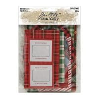 Tim Holtz Baseboards Christmas (TH94093)