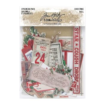 Tim Holtz Ephemera Christmas (TH94086)