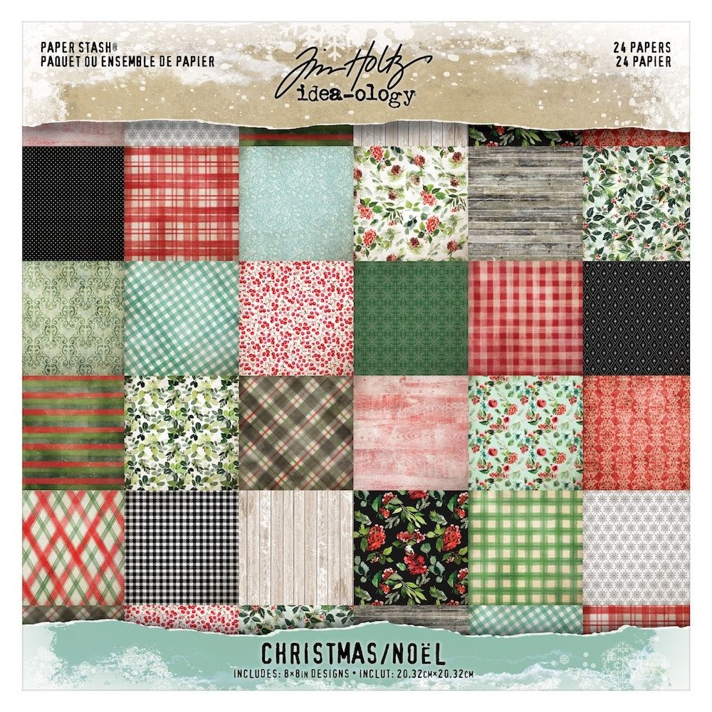 Advantus Tim Holtz Mini Stash Christmas (TH94085)