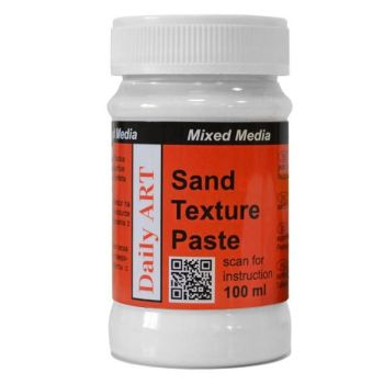 Daily Art - Sand Texture Paste, 100ml