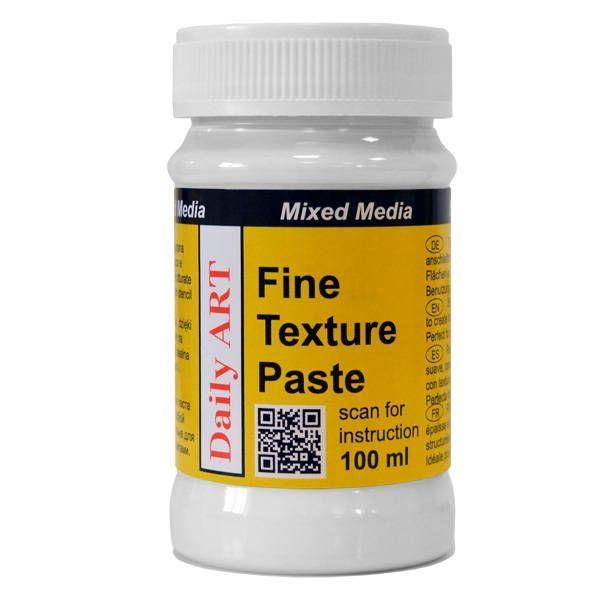 Daily Art Fine Texture Paste - 100ml