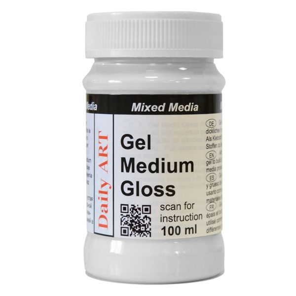 Daily Art Gel Medium Gloss - 100 ml
