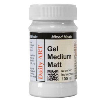 Daily Art - Gel Medium Matt, 100 ml