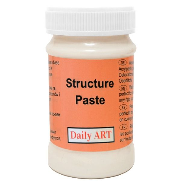 Daily Art - Structure Paste, 100 ml