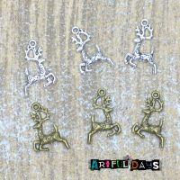Miniature Prancing Reindeer (C045)