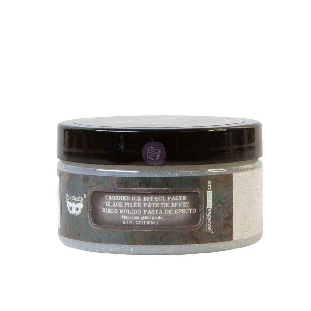 a. PRE-ORDER EXPECTED END NOV - Art Extravagance- Crushed Ice Effect Paste