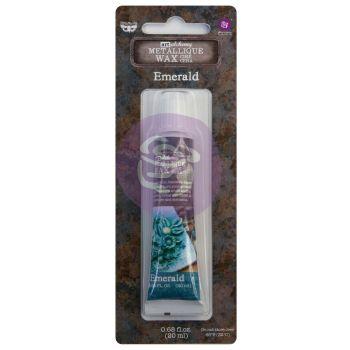 Finnabair Art Alchemy Metallique Wax -  Emerald