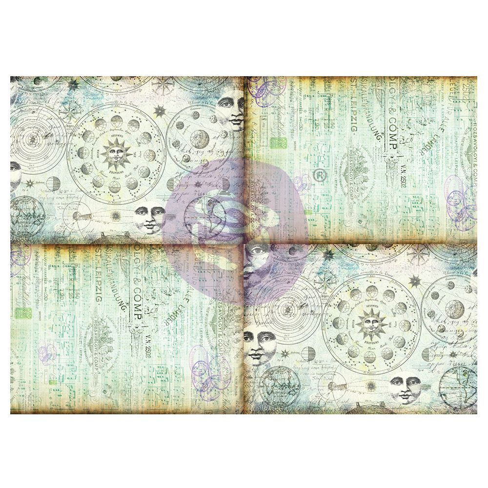 a. PRE-ORDER EXPECTED END NOV - Finnabair Decorative Paper Journaling Minis
