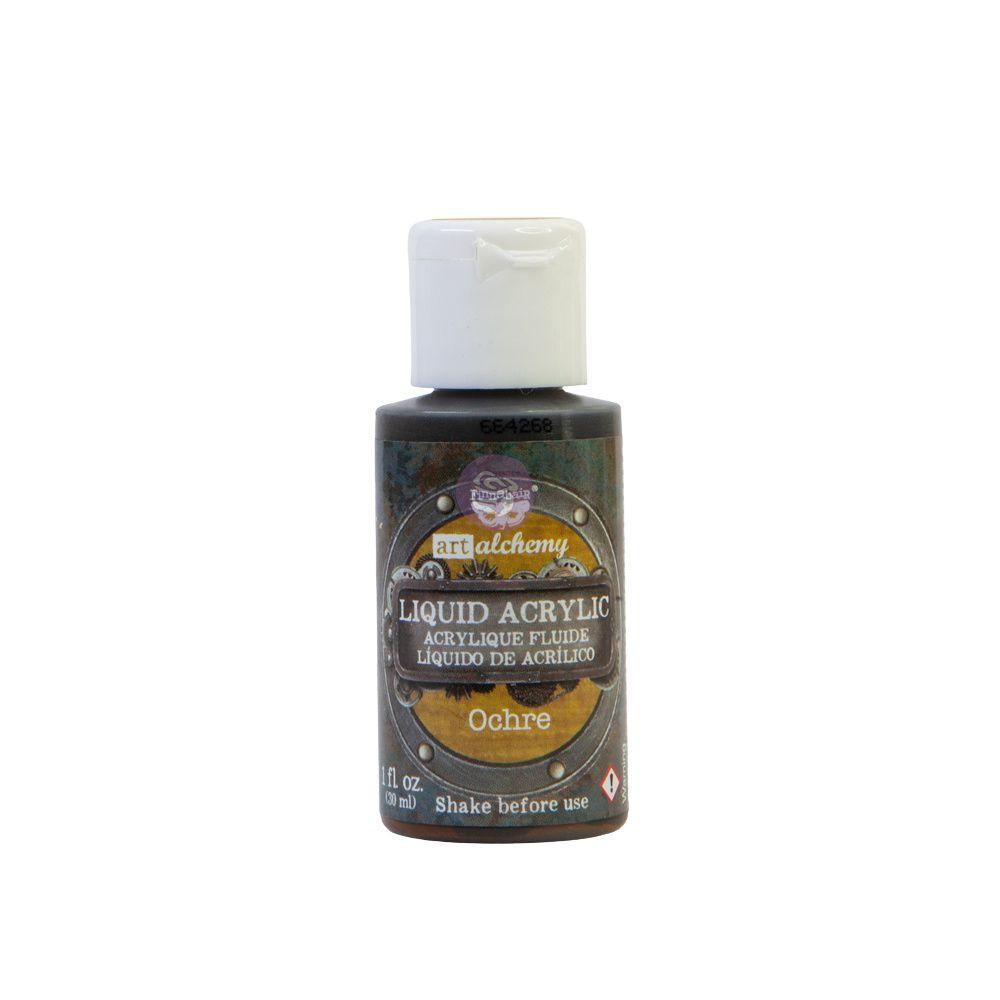 a. PRE-ORDER EXPECTED END NOV - Prima Marketing Art Alchemy Liquid Acrylic