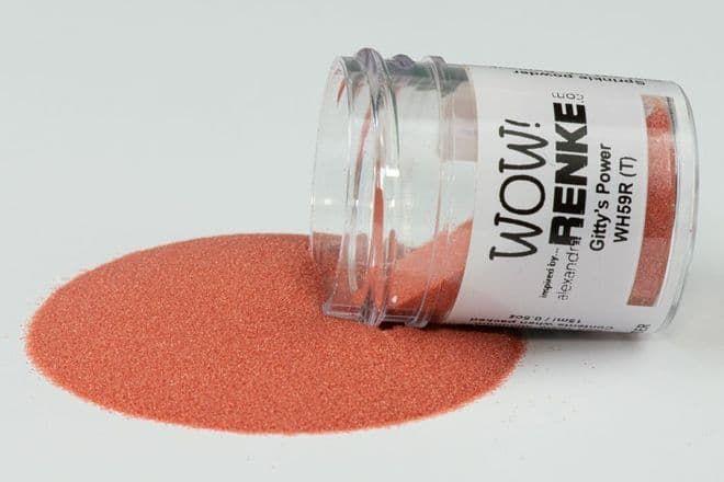 WOW Embossing  Powder - WH58 Diana's Love*Alexandra Renke*