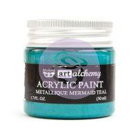 Prima Art Alchemy Acrylic Paint - Mermaid Teal (964467)