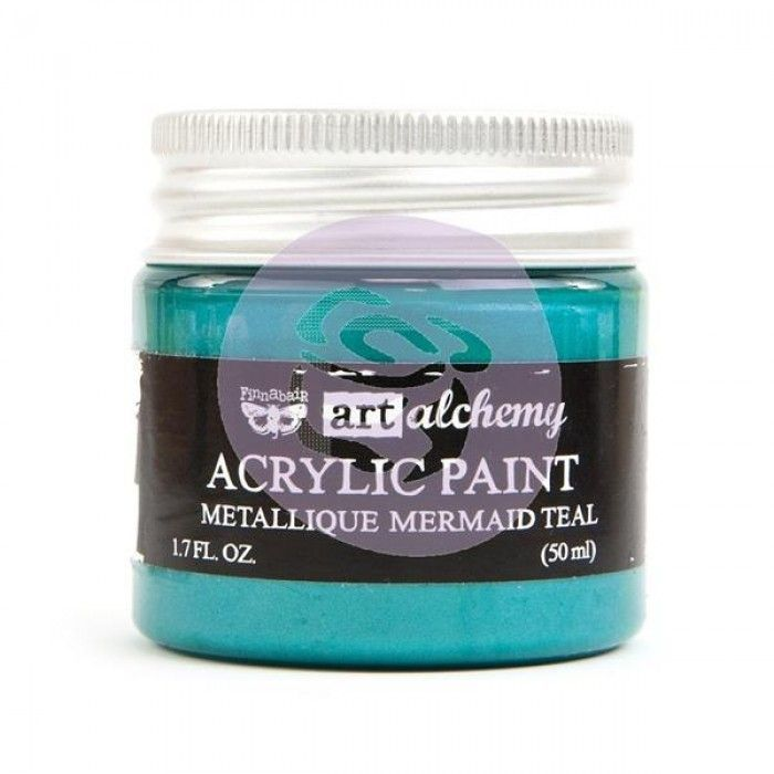 Prima Art Alchemy Acrylic Paint - Metallique Dragonfly (967802)