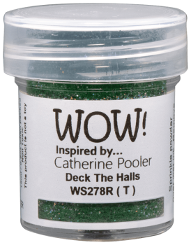 WOW Embossing Glitter - WS278 Deck The Halls*Catherine Pooler*