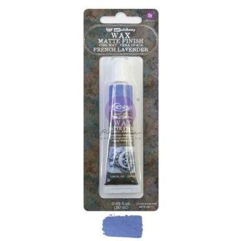 Prima Finnabair Art Alchemy - Matte Wax - French Lavender