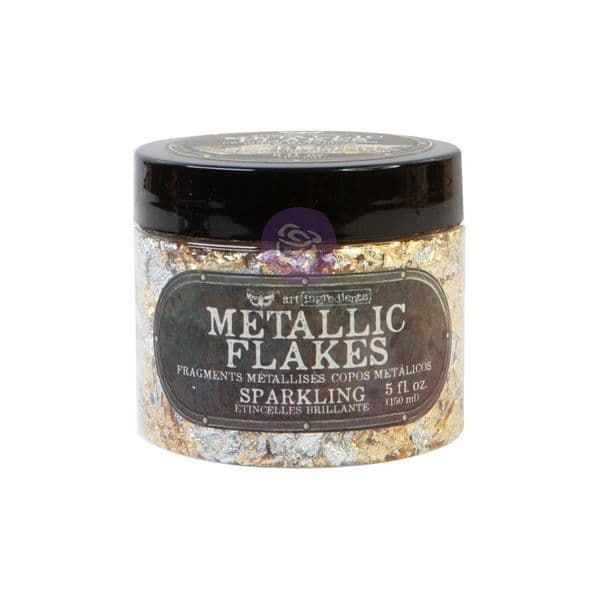 A Pre-order for NEW RELEASE - Prima Finnabair Art Ingredients Mica Flakes -