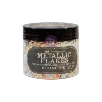 Prima Finnabair Art Ingredients Mica Flakes - Steampunk