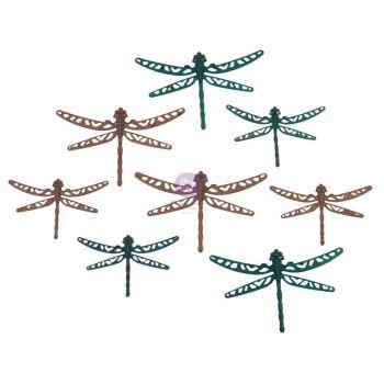 Prima Finnabair Mechanicals - Scrapyard Dragonflies