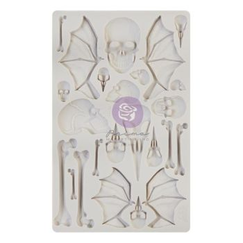 Prima Finnabair Moulds - Wings & Bones