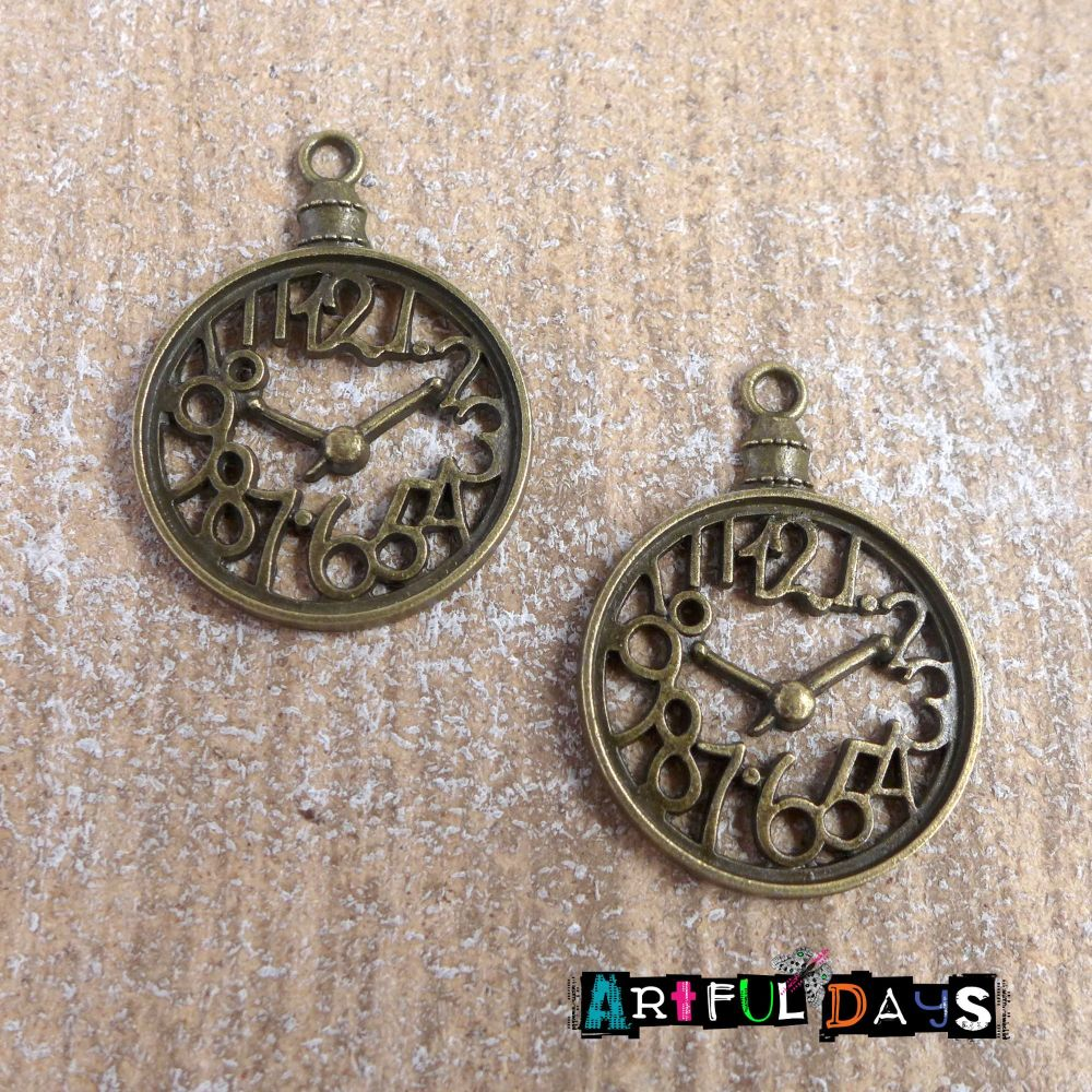 Silver Filigree Boarders (C059)