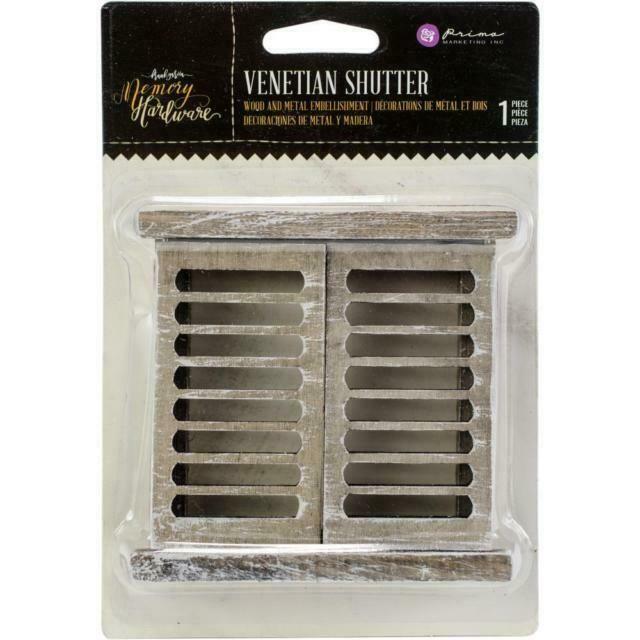 Memory Hardware  - Venetian Shutter
