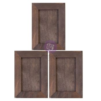 Prima Marketing Nature Lover Wood Frames (648121)