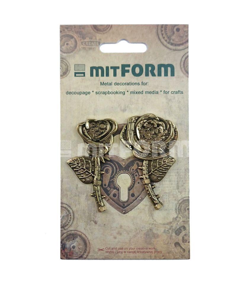 Mitform Assembly Metal Embellishments (MITS001)