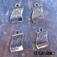 Silver Lottery Charms (C096)