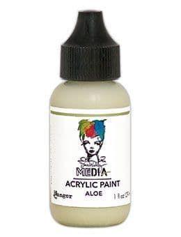 Dina Wakley Media Acrylic Paints 1oz - Aloe
