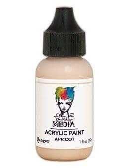 Dina Wakley Media Acrylic Paints 1oz - Apricot