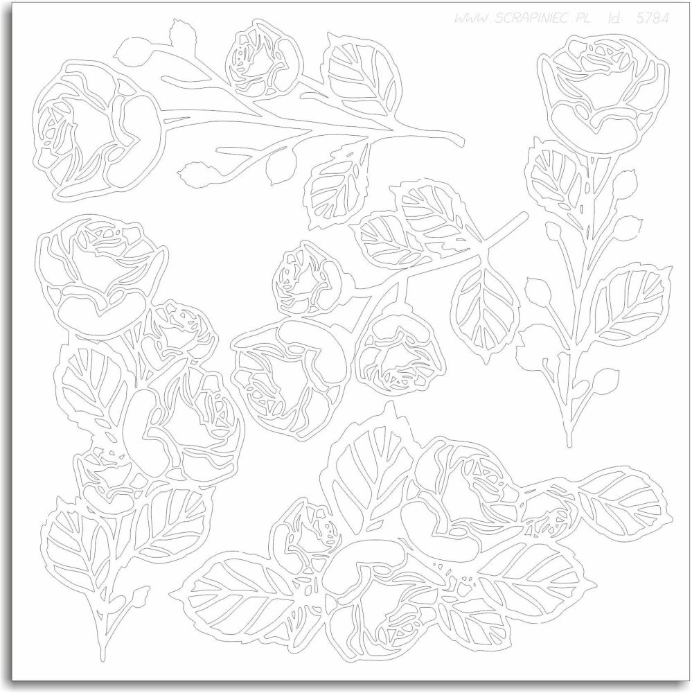 Roses - Flowers (5784)