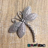 Large Silver Dragonfly (C124)