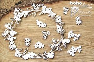 Boho Love - Big Wreath (5154)