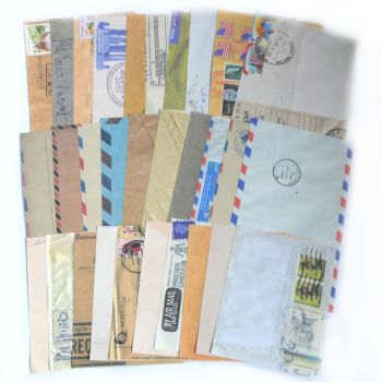 Assorted Postage Papers (PA015)