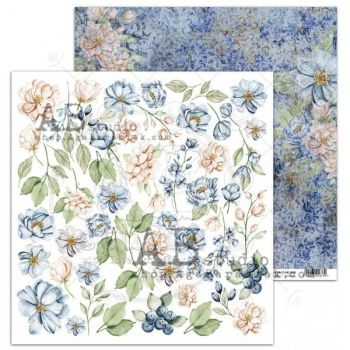 """""""The other side"""" Scrapbooking Paper 12 x12""""- sheet 6-Lovely Day"""