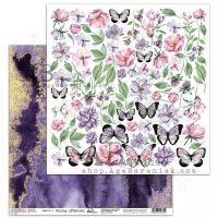 """""""Sunday afternoon""""  Scrapbooking Paper 12 x12""""- sheet 2-Sunday afternoon"""