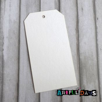Artful Days Chipboard - 3 Pack Tags #8 (ADC004)