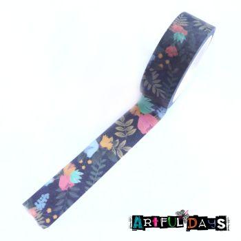 Fun Florals Washi Tape (W8019)