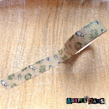 Insects Washi Tape (W8026)