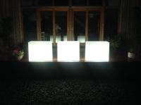 Primo 1 light up planter