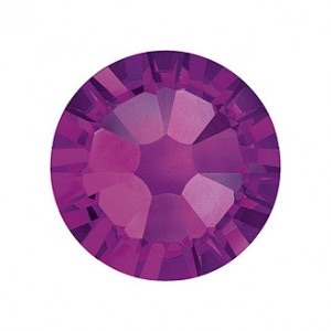(b) Violin/Viola Mute - Birthstone Colour for February (Amethyst)