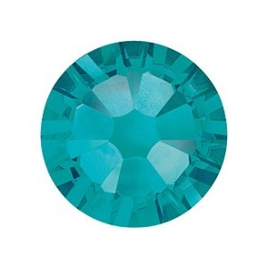 (l) Violin/Viola Mute - Birthstone Colour for December (Blue Zircon)