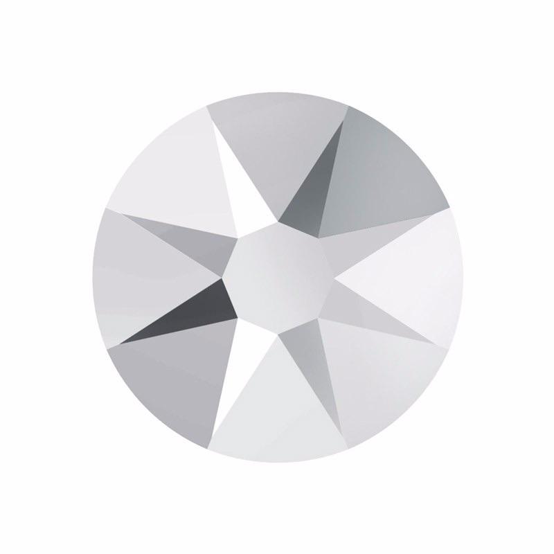 Violin/Viola Mute - Crystal Light Chrome