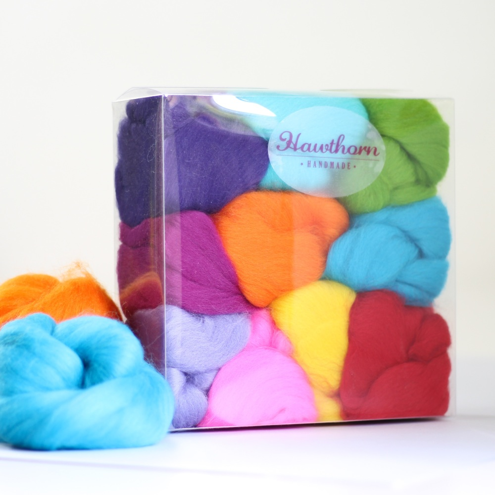 bright wool bundle