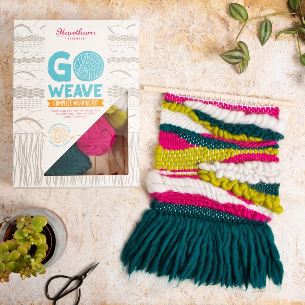Hullaballoo weaving kit