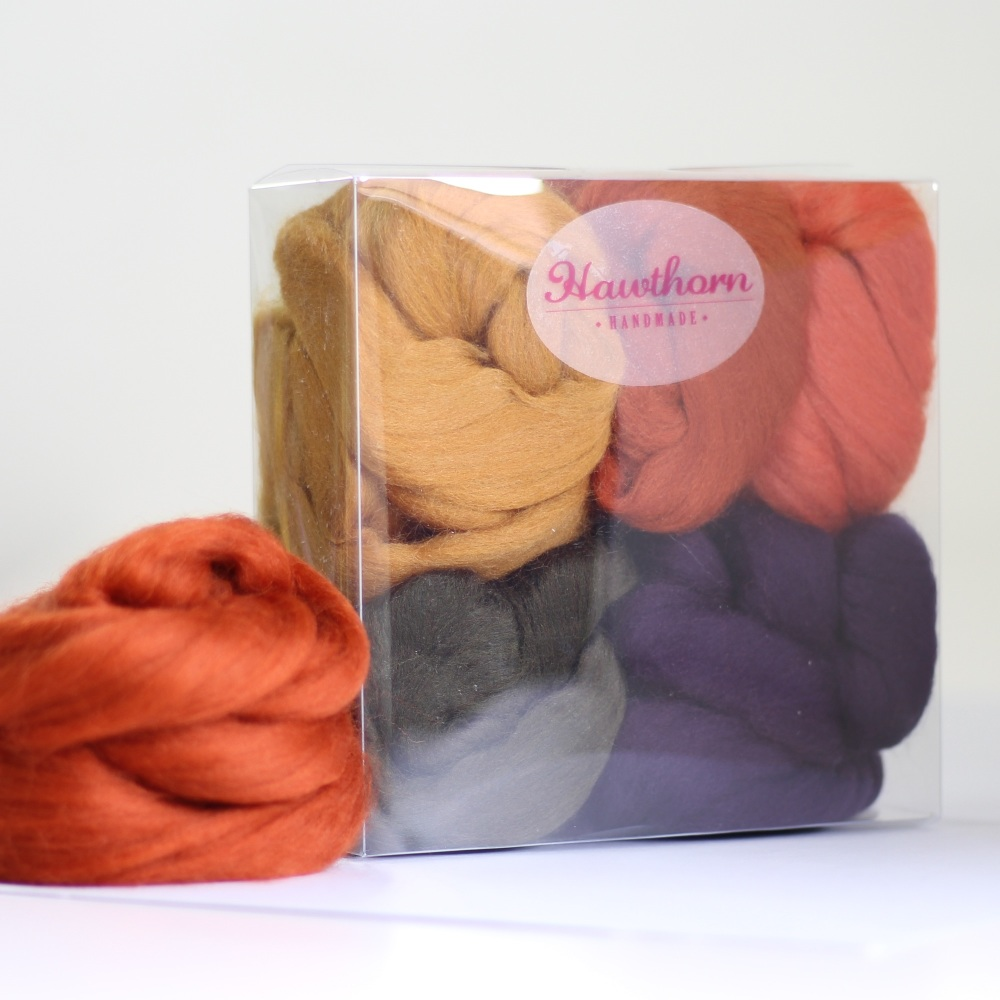 Autumn wool bundle